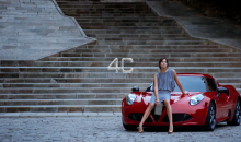 Alfa Romeo 4C launch film – director's cut